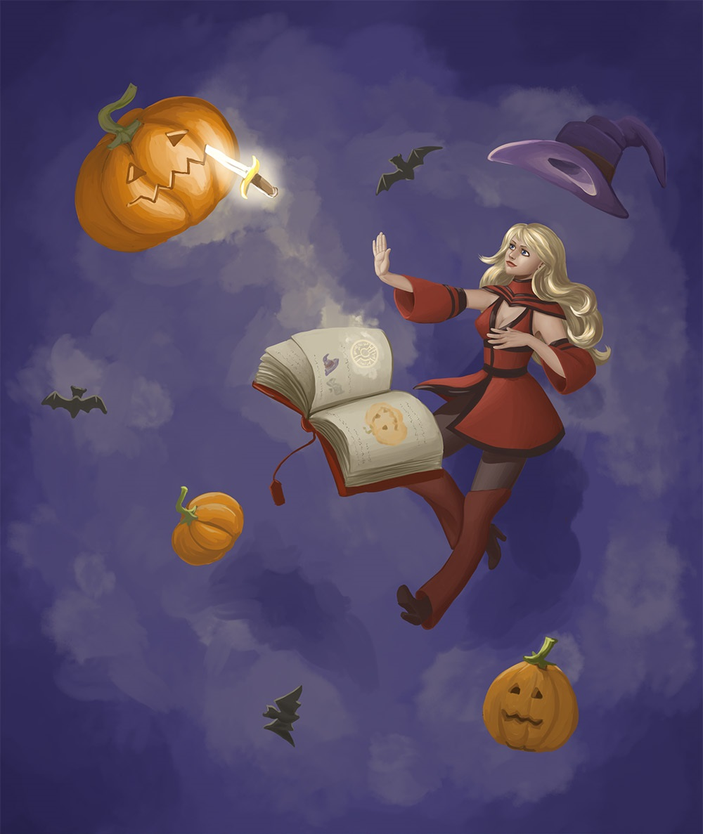 Halloween Event - by Resp