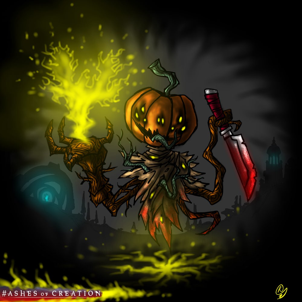 Halloween Event - by Rich