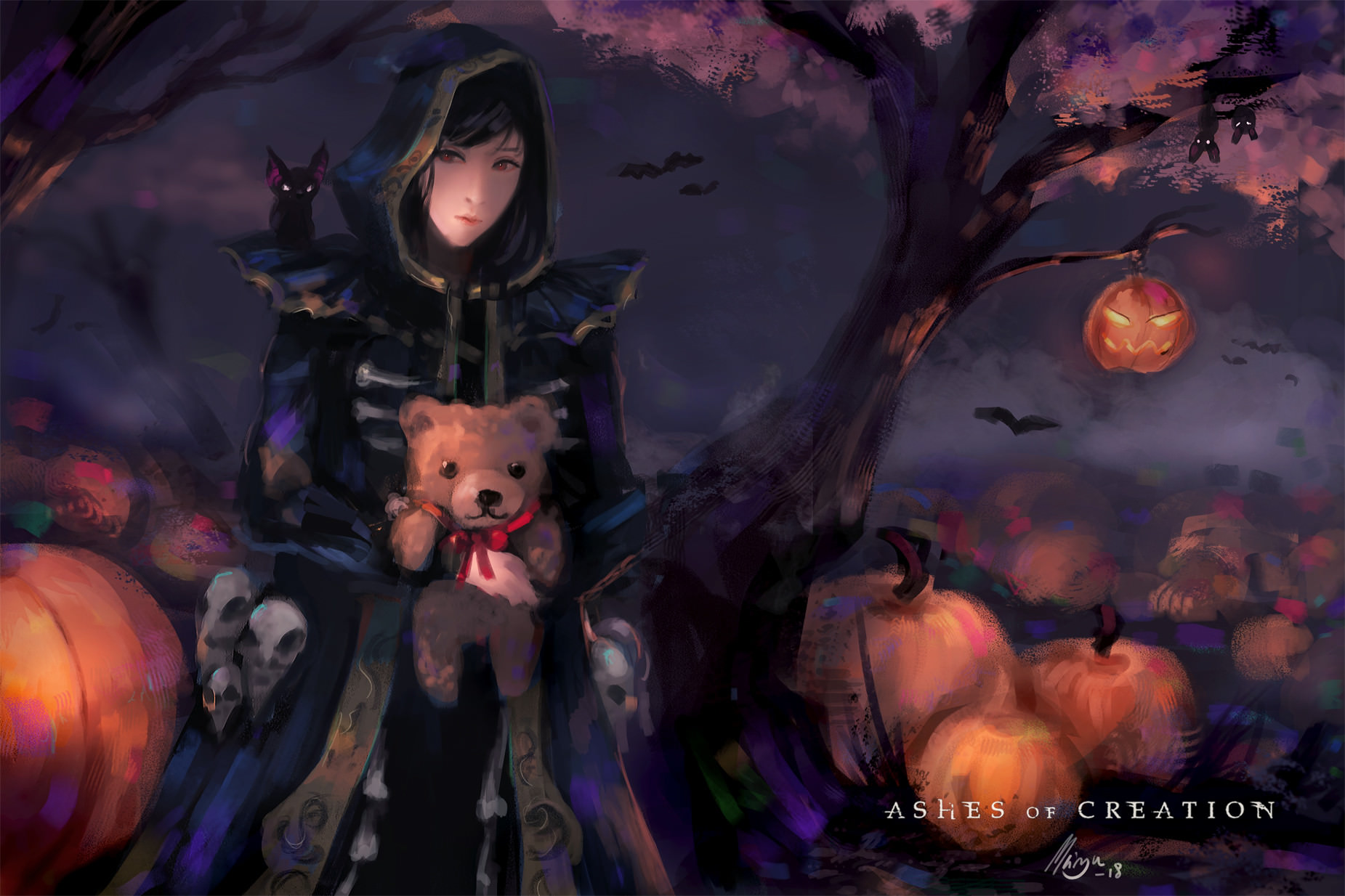 Halloween Event - by Mainyu
