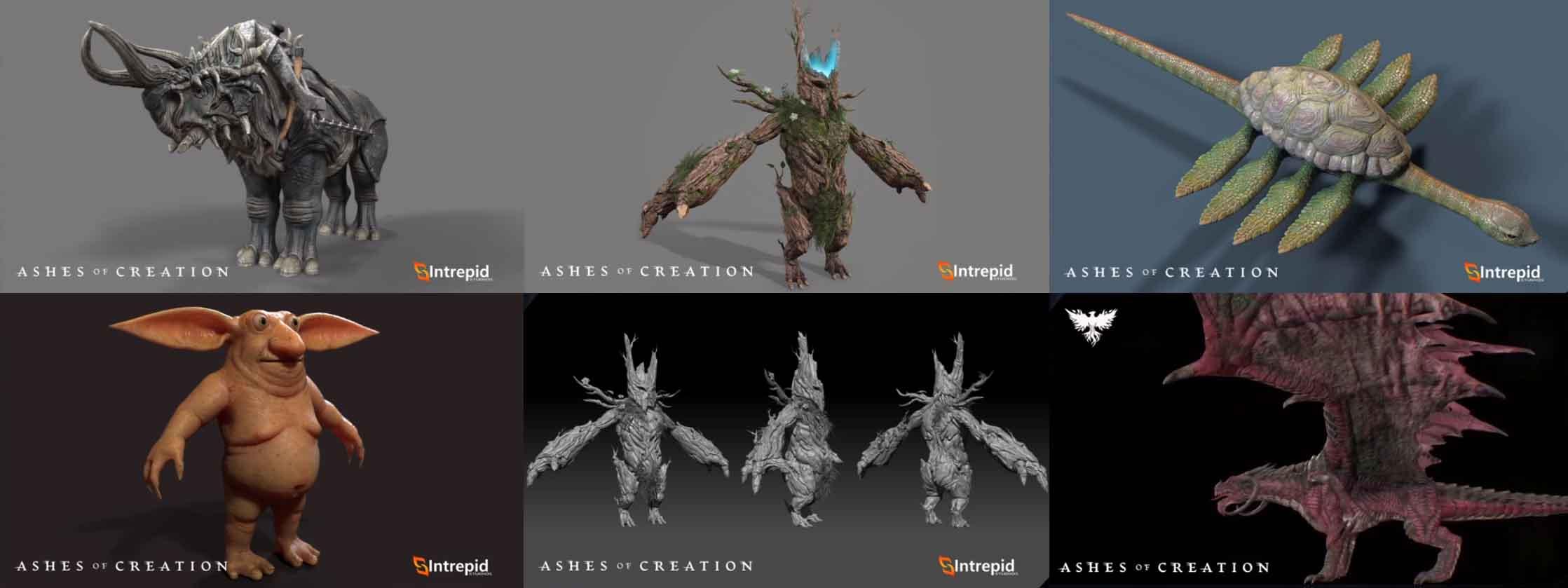 Ashes of Creation, Intrepid Studios